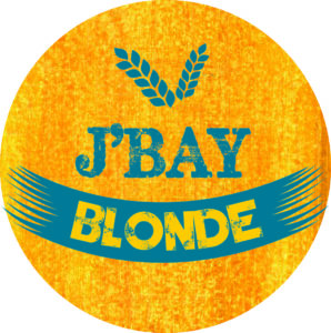 Jeffreys Bay Brewery on the Beach J'Bay Blonde