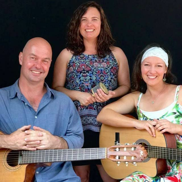 Bossa Brunettes live at Brewery on the Beach, Jeffreys bay